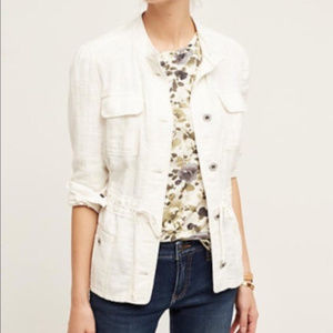 Anthropologie Hei Hei Breakaway Jacket Sz Small